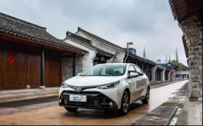 广汽丰田1-4月销量同比增长26%  第八代凯美瑞4月大涨47%全新换代雷凌5·20发布
