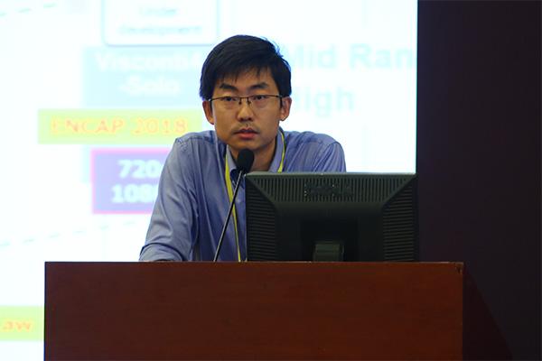 东芝电子刘文鑫:东芝图形识别芯片,助力中国本土ADAS市场
