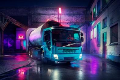 沃尔沃推出FE系列电动卡车