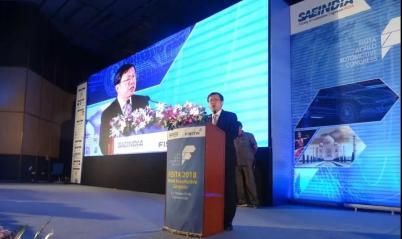 赵福全:跨越地区和行业的紧密合作比以往任何时候都更加重要