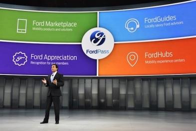 福特1.82亿美金投资Pivotal,云计算能力争夺加剧