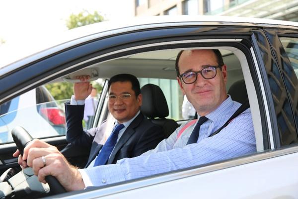 福特宣布与众泰达成合资备忘录