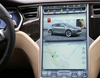 """用触屏""""杀死""""按键吧!Tesla车载系统一手体验报告"""