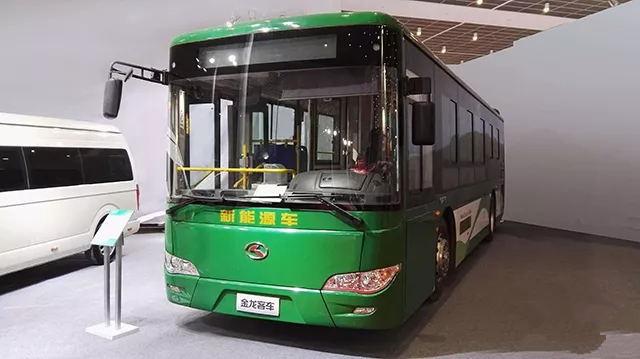 新能源客车,普遍采用磷酸铁锂电池
