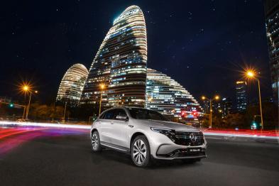 首款国产豪华电动车EQC上市,看奔驰如何电动?