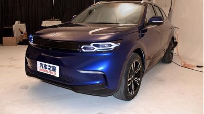 第二款为MPV车型,奇点将推6款纯电动车