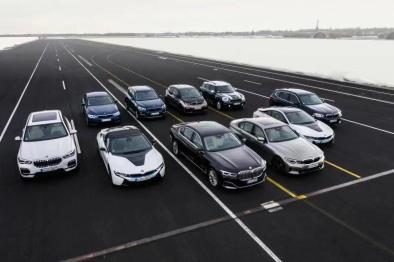 寶馬發布6款插混新車 團戰沖擊新能源市場份額