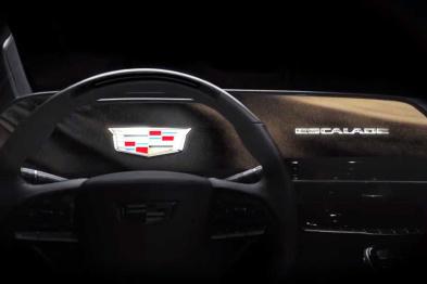 传统车企的反击,通用推38英寸OLED曲面大屏