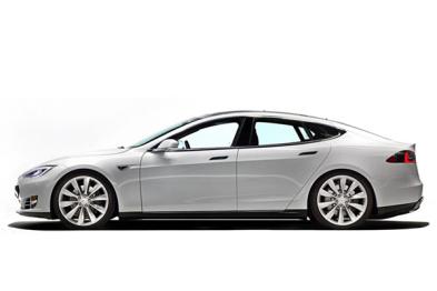 特斯拉Model S P100D曝光:续航可达611公里
