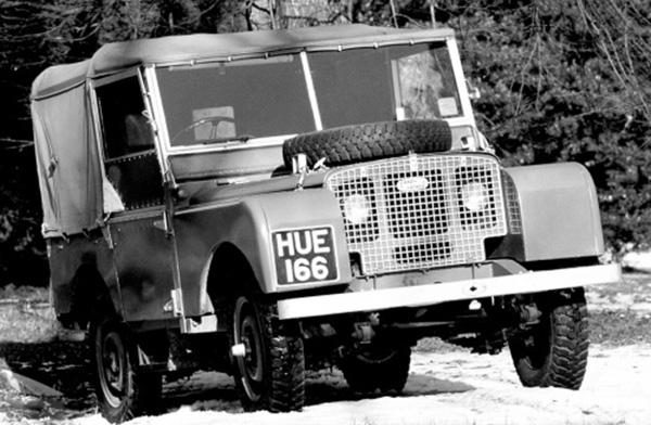 第一款路虎车型