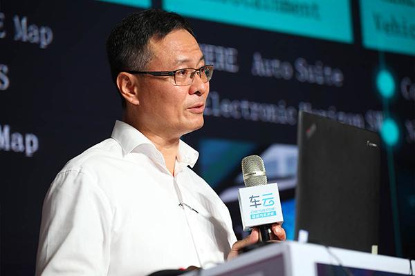 HERE Technologies OTA 亚太区业务发展高级经理 廖志贤