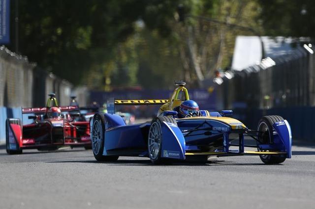 奔驰确定将在2018年参加E级电动方程式比赛