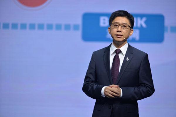宝沃(中国)执行副总裁陈威旭