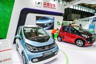 众泰将投资5.6亿美元在白俄罗斯,生产3万辆电动车