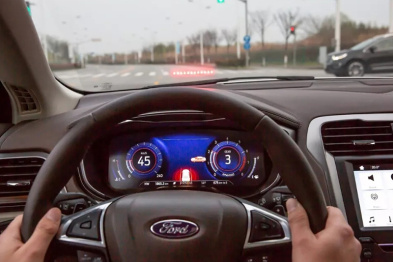 加速在华智能网联战略,福特2021年量产首款C-V2X车型