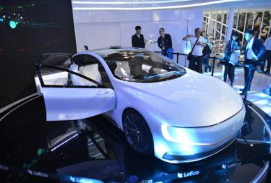 盘点 | 北京车展上的「新兴造车者」