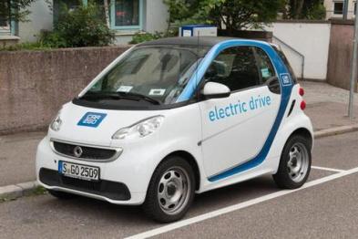 3万公里才能领补贴,电动车分时租赁这买卖还能做么?