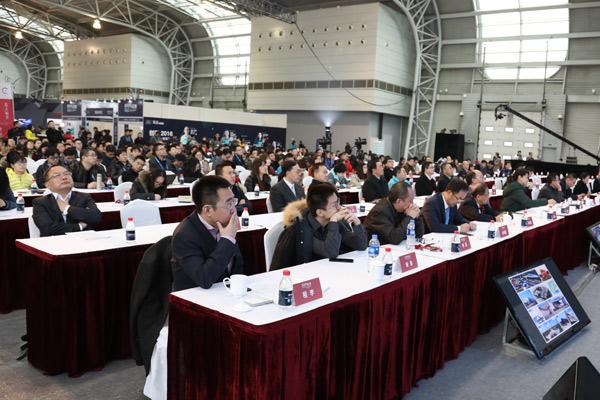 LINC 全球汽车创新嘉年华现场