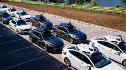 """自动驾驶汽车项目测试地图发布,全球已有35个""""试点""""城市"""