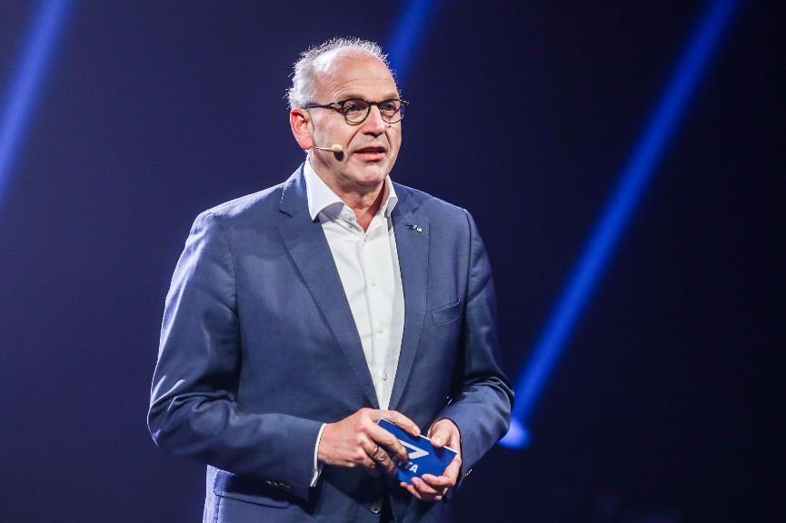 大众汽车乘用车品牌管理董事会成员、大众汽车乘用车品牌销售、市场负责人Juergen Stackmann