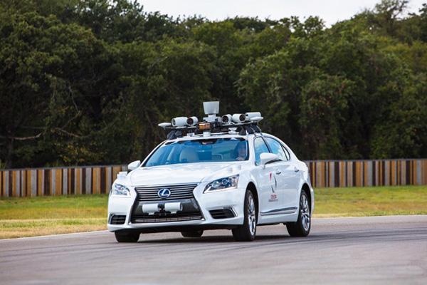 丰田最新自动驾驶平台增加激光雷达