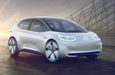 大众启动ID系列电动汽车生产