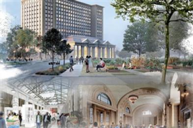 福特7.4亿美元翻新密歇根中央车站,只为发展自动驾驶