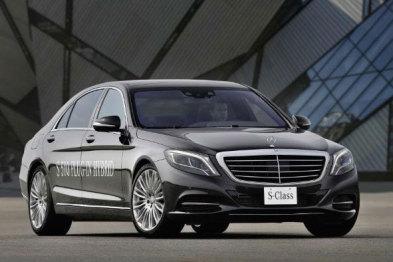 明年投产,奔驰第二代插电式混合动力车S500全解析