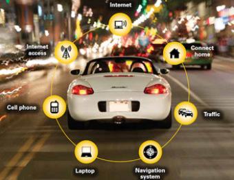 """车联网""""相悖论"""":汽车企业向左,IT企业向右"""