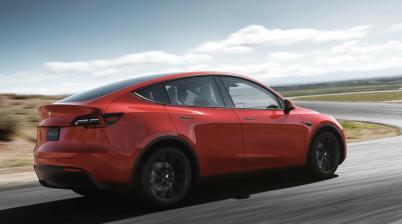 特斯拉 Model Y 加量不加价 部分车型续航提升