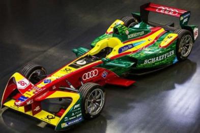 奥迪将在新赛季加大Formula E车队赞助