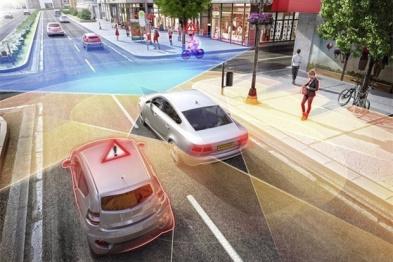 为自动驾驶,大陆集团带来高灵活计算平台