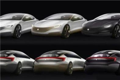 苹果申请新的无人驾驶专利,可让多辆汽车在行进过程中共享电池