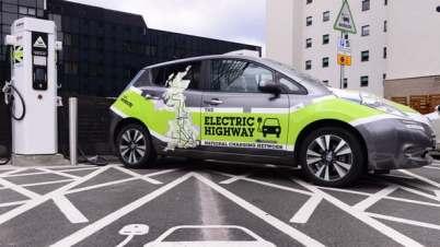 英国为自动驾驶/电动汽车项目提供3.9亿英镑资助