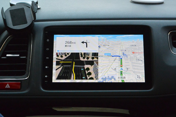 高德地图车机版2.0