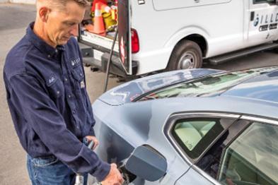 沃尔沃推出远距离加油、维修和洗车等管家服务