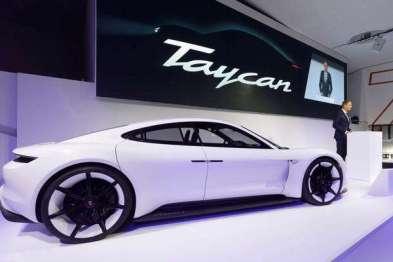 科技说|保时捷 Taycan 三电技术超越特斯拉?