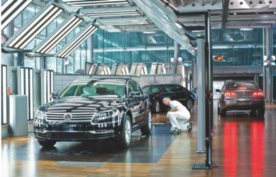 大众有意与日野结盟,旨在研发自动驾驶商用卡车