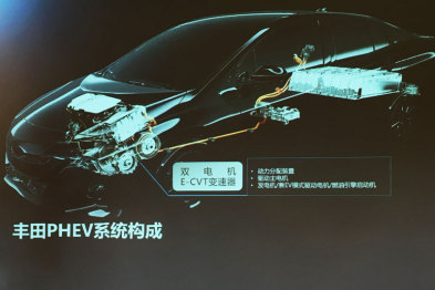想讀懂卡羅拉PHEV,就要知道HEV是豐田的電動化基石