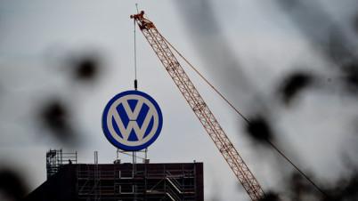 大众获准在德召回80万辆涉排放作弊柴油车