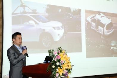 兴民智通张人杰:重新定义安全,打造极致安全的无人驾驶汽车