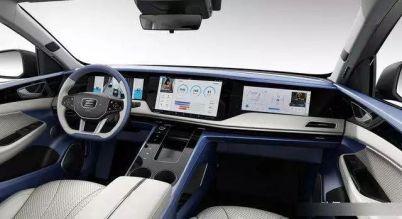 聰明的買車人丨真會是你的剛需配置嗎?之:大屏主機