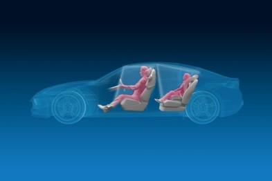 采埃孚研发3D车内观察系统