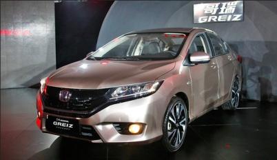 年轻化品牌战略起步:东风本田发布哥瑞概念车