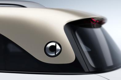 2022年正式上市,smart纯电SUV概念车草图曝光