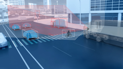采埃孚研发集成ADAS技术的商用车将于面世