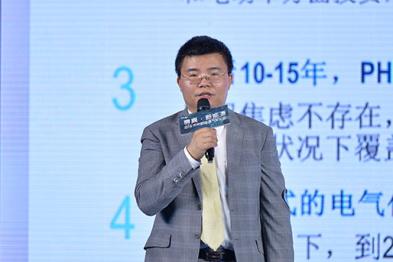 罗兰贝格全球合伙人、大中华区副总裁张君毅加盟蔚来新能源基金