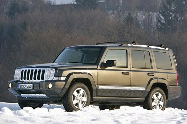 老款Jeep指挥官