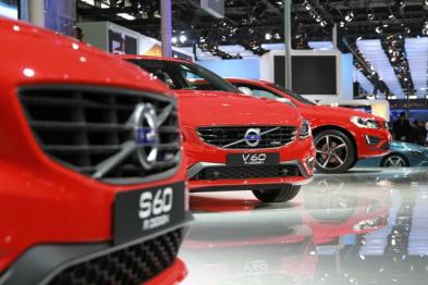 沃尔沃:2025年累计销售电动汽车100万辆