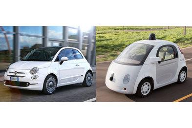 谷歌与菲亚特牵手,100辆Pacifica原型车只是一个开始